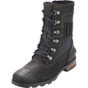 47a2975e3d6056 Sorel Emelie Conquest Boots Women Black